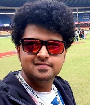 Vyasraj Sosale Kannada Actor