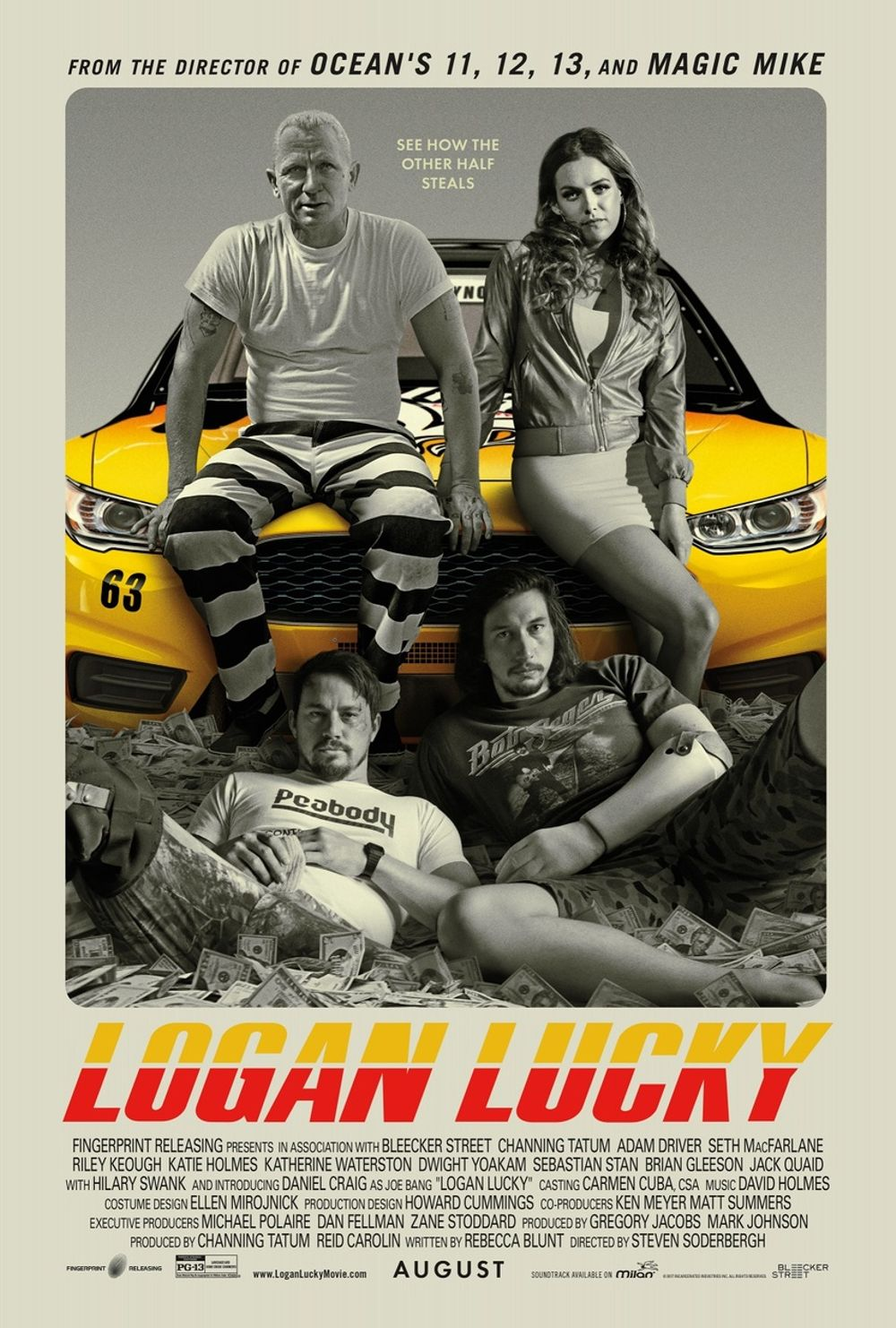 Logan Lucky Movie Review English Movie Review