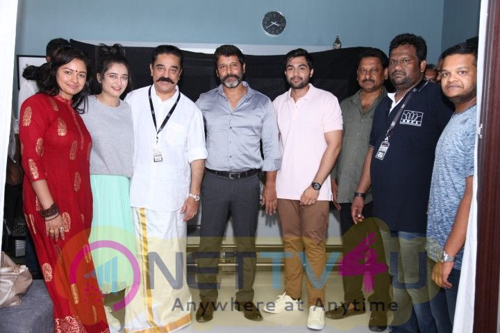 Production No.45 Day 01 Shoot Images  Tamil Gallery