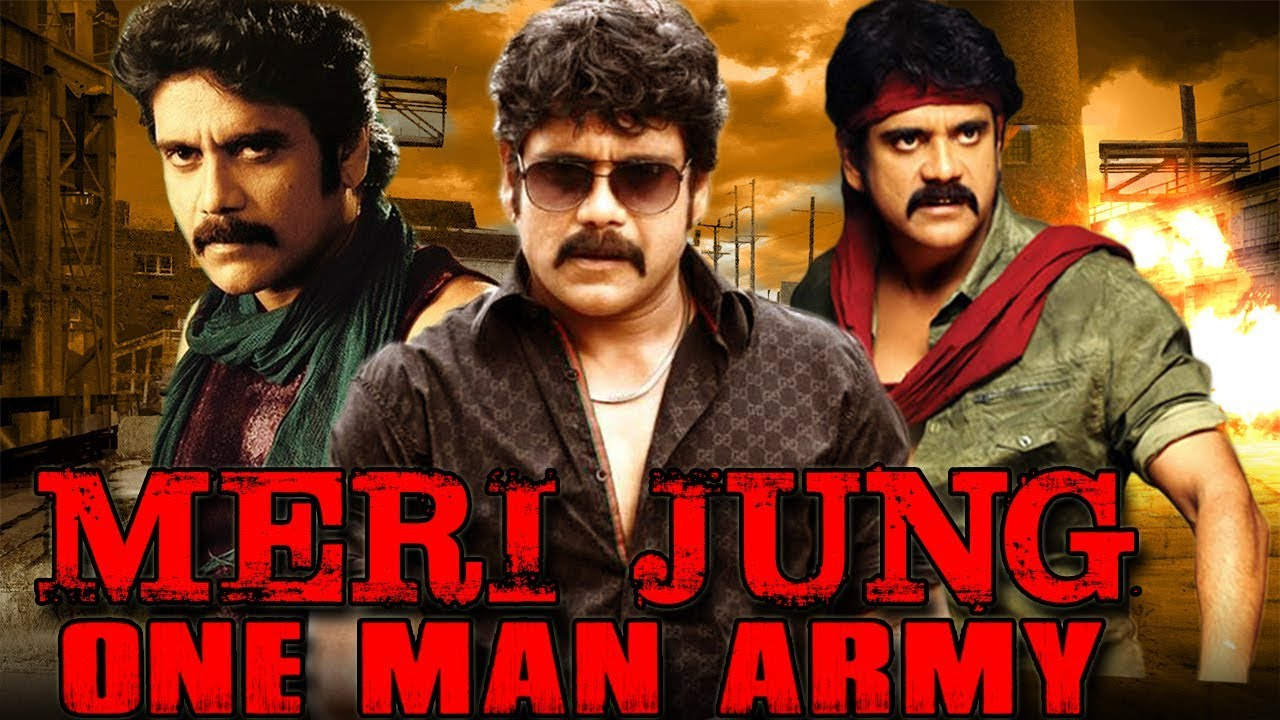 Meri Jung One Man Army Movie Review