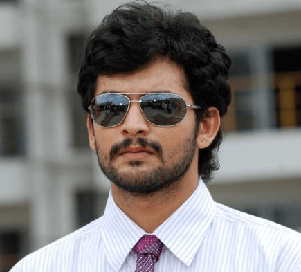 Diganth Conveys His Grievance To The Media