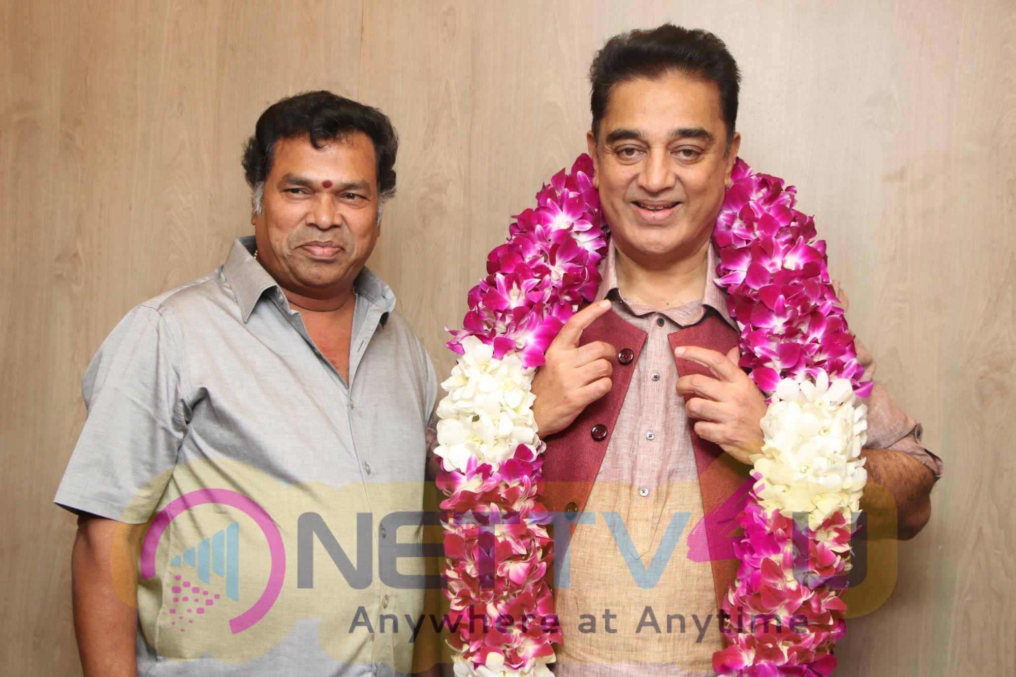 Kamal Haasan Birthday Clebration Photos