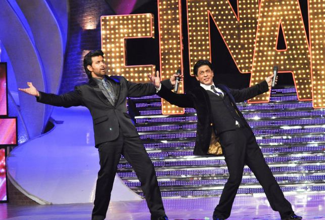 Oh! Not Again – SRK And Hrithik War
