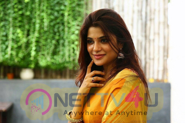 Actress Aathmika Cute Images