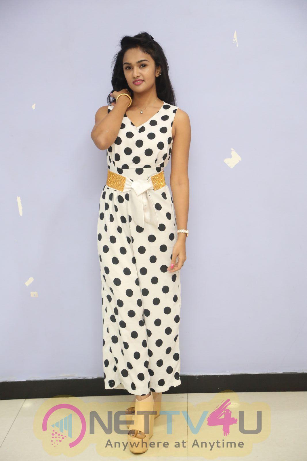 Actress Saveri Good Looking Images
