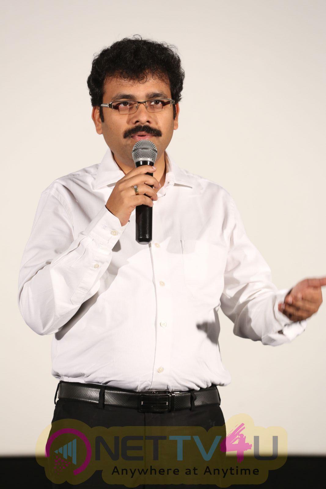 Producer Ravi Kiran Interview About Sapthagiri Llb Stills