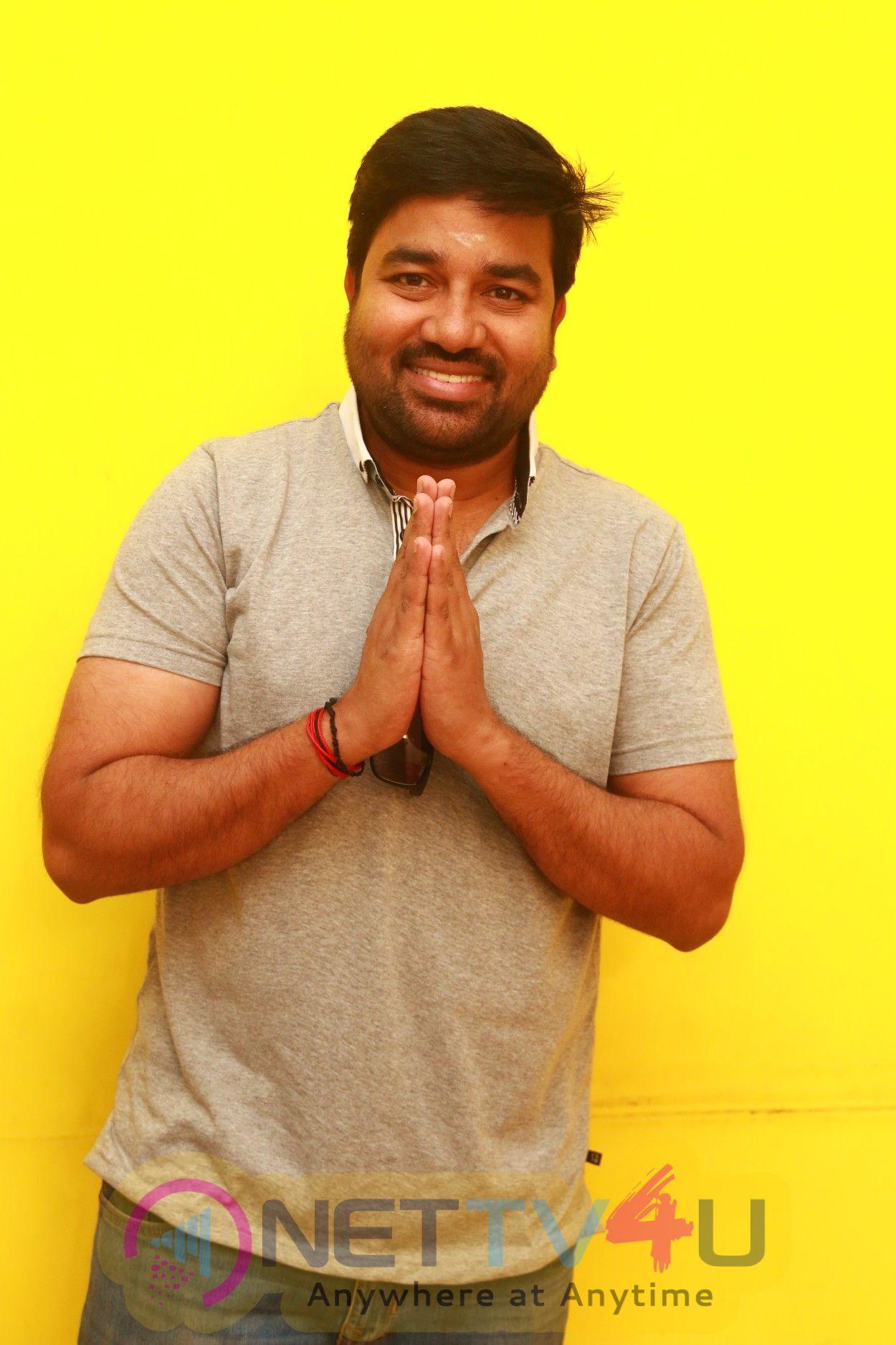 Tamil Padam 2.O New Movie Pooja Stills