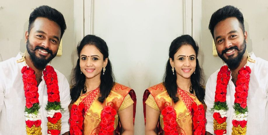 TV Anchor Manimegalai Gets Married! Tamil News