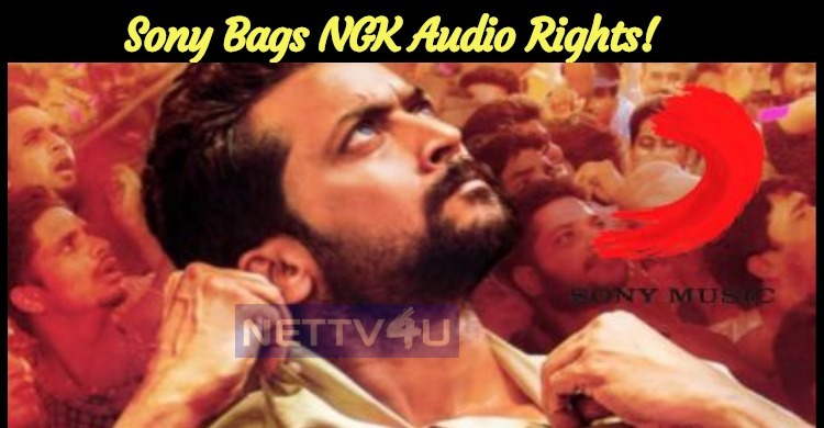 Sony Bags NGK Audio Rights!