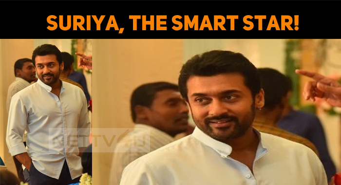 Suriya Looks Stunning In His Latest Picture!