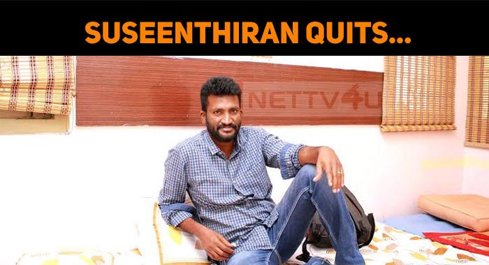 Suseenthiran Quits Twitter!