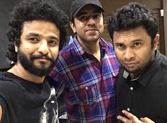 Nivin Pauly To Have A Stage Performance With Aju And Neeraj?