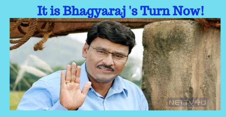 Following Rajini And Kamal, It Is Bhagyaraj On The Political Track!