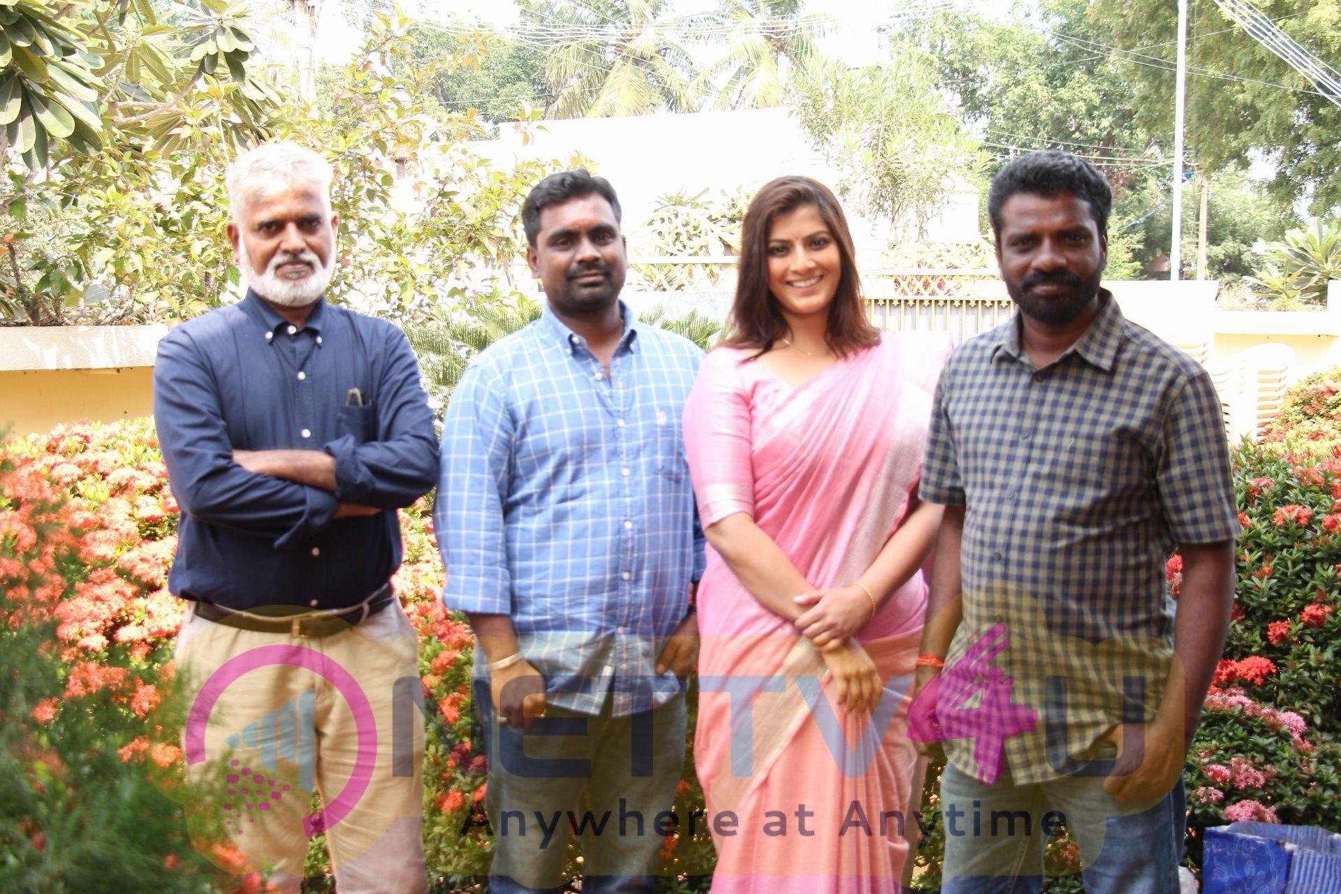 Danny Movie Pooja Pics Tamil Gallery