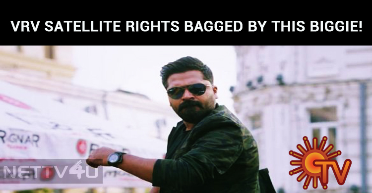 Simbu's VRV Satellite Rights Bagged By This Biggie!