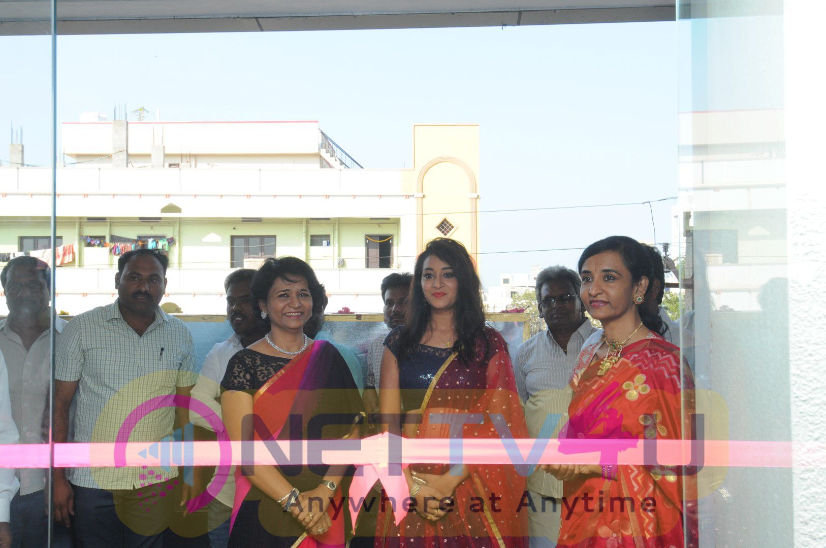 Actress Bhanu Sri Launches Anoos At Ongole Stills