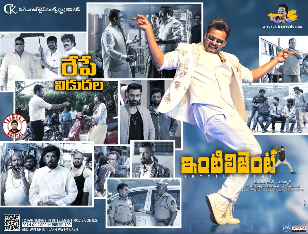 Inttelligent Movie Review Telugu Movie Review