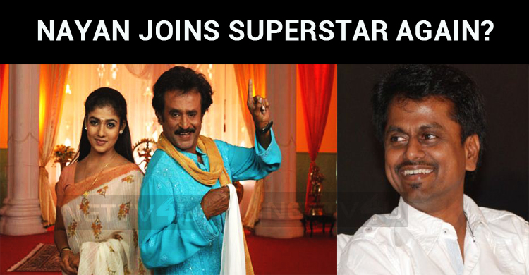 Nayan Joins Superstar Again?