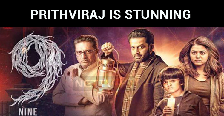 Prithviraj's Performance Is Stunning In Nine!