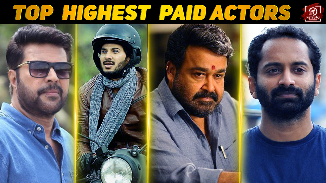 Mollywood's Highest Paid Actors Of All The Time, Top Ten