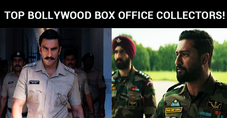 Top Collectors At The Bollywood Box Office!