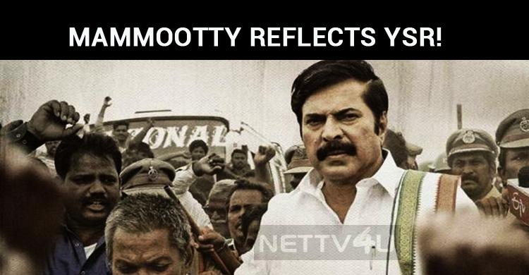 Yatra Impresses! Mammootty Reflects YSR!