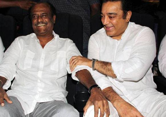 Rajini And Kamal To Watch A Film Together!