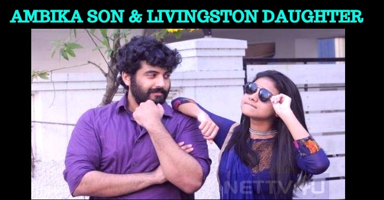 Ambika's Son To Join Livingston's Daughter!