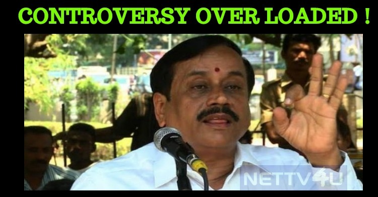 Is He H Raja Or Controversy Raja?