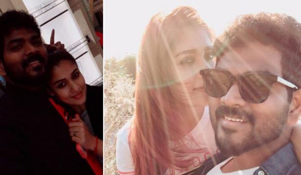Vignesh Shivan Releases Photographs Of Him With Nayanthara