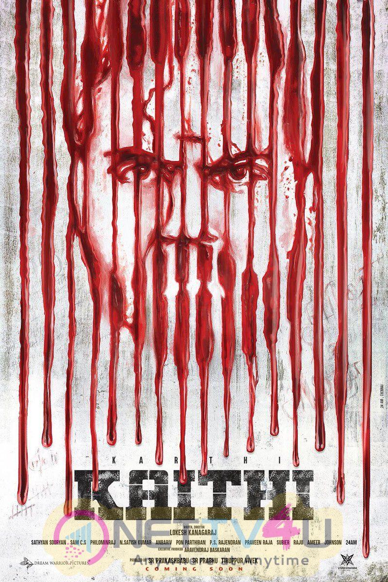 Kaithi Movie Posters