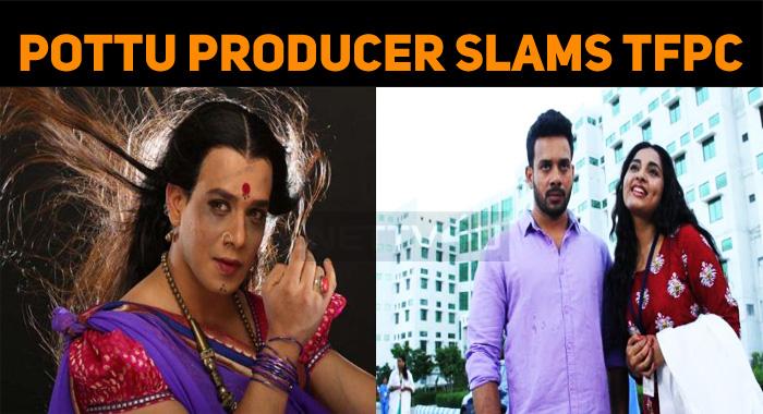 Pottu Producer Slams Tamil Film Producer Council!