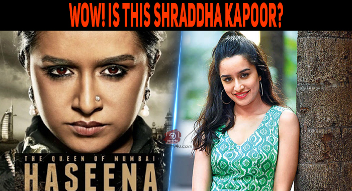 Wow! Is This Shraddha Kapoor?