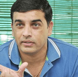 Dil Raju Elevated As He Received Award