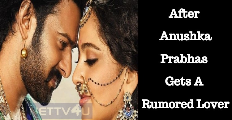 After Anushka Shetty, This Youngster Is Rumored With Prabhas!