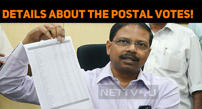 Details About The Postal Votes!