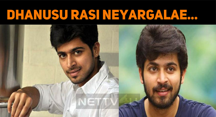 Dhanusu Rasi Neyargalae Is Harish Kalyan's Next!