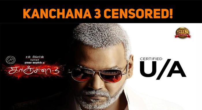 Kanchana 3 Censored!