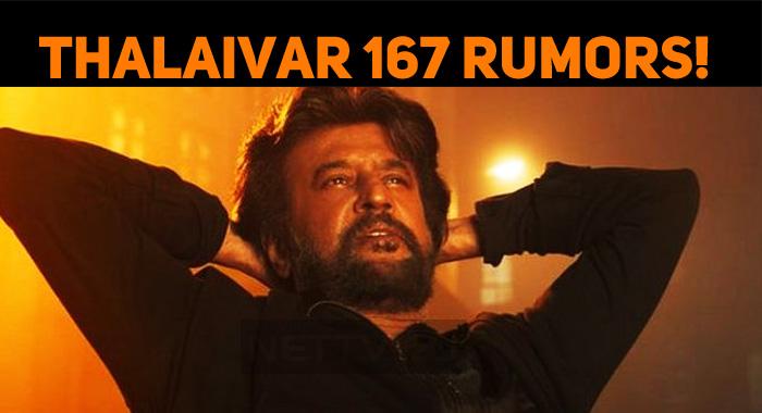 Thalaivar 167 Rumors!