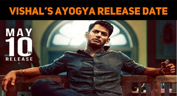 Vishal's Ayogya Gets Ready For This Summer!