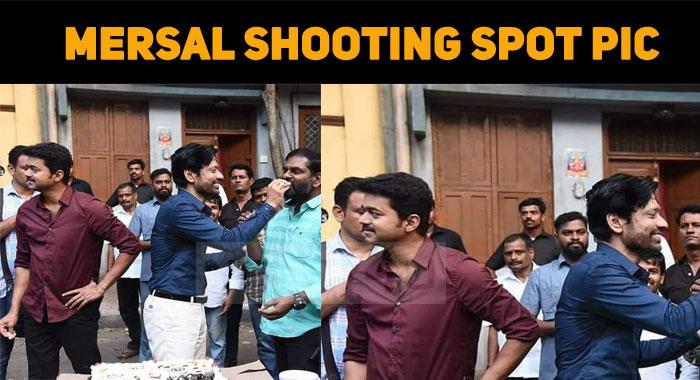Mersal Shooting Spot Image Goes Viral!