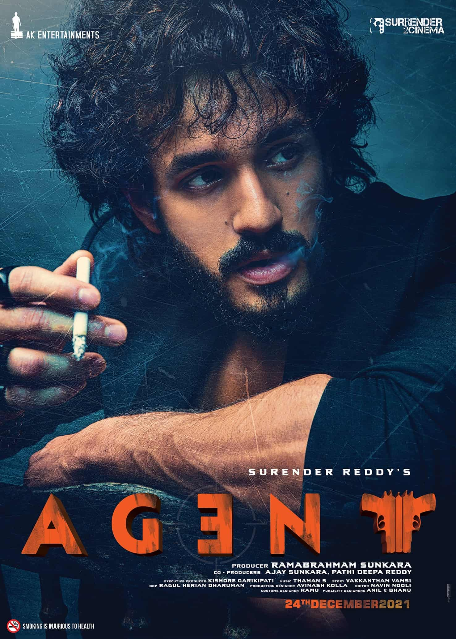 Agent Movie Review