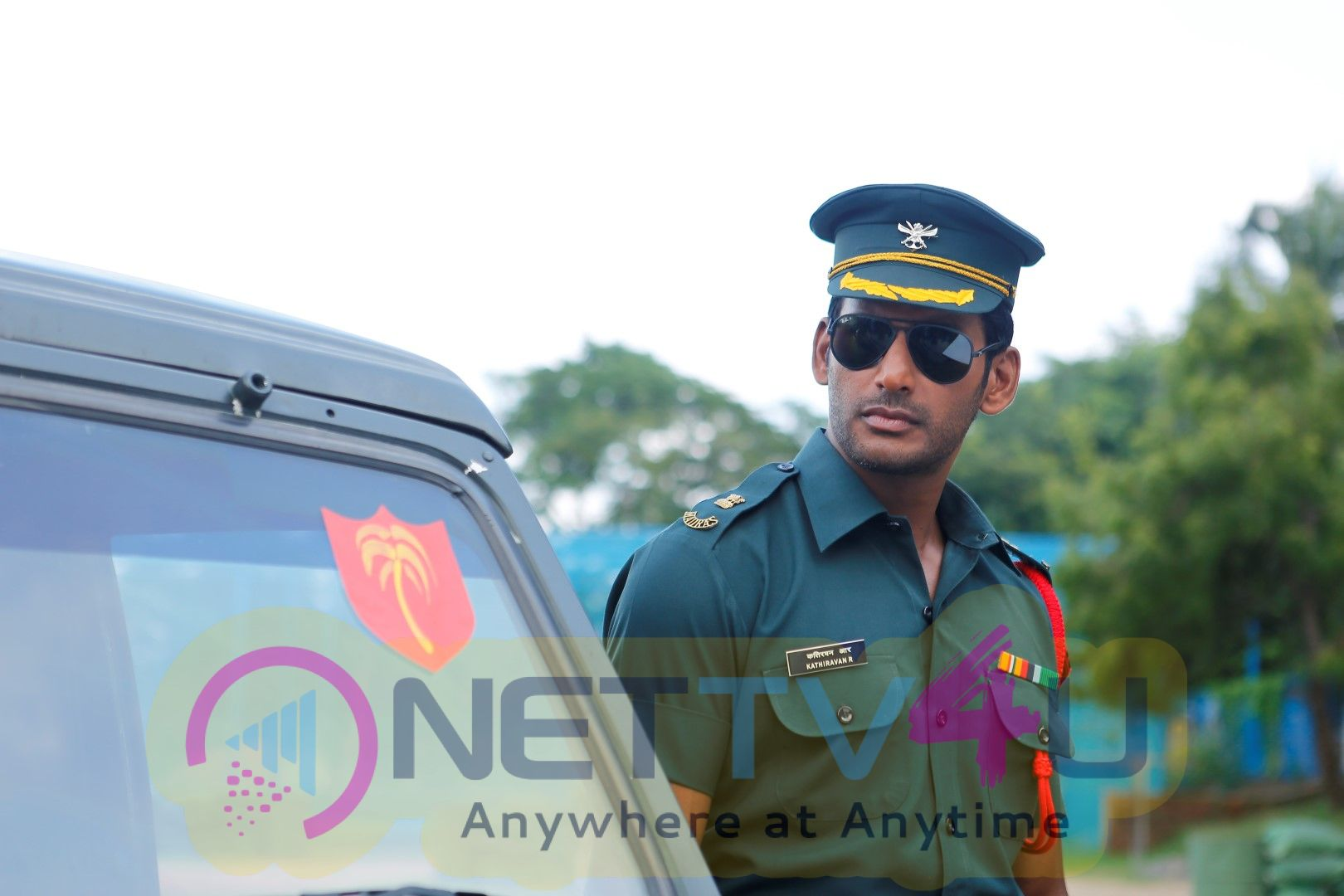 Irumbu Thirai Movie Images
