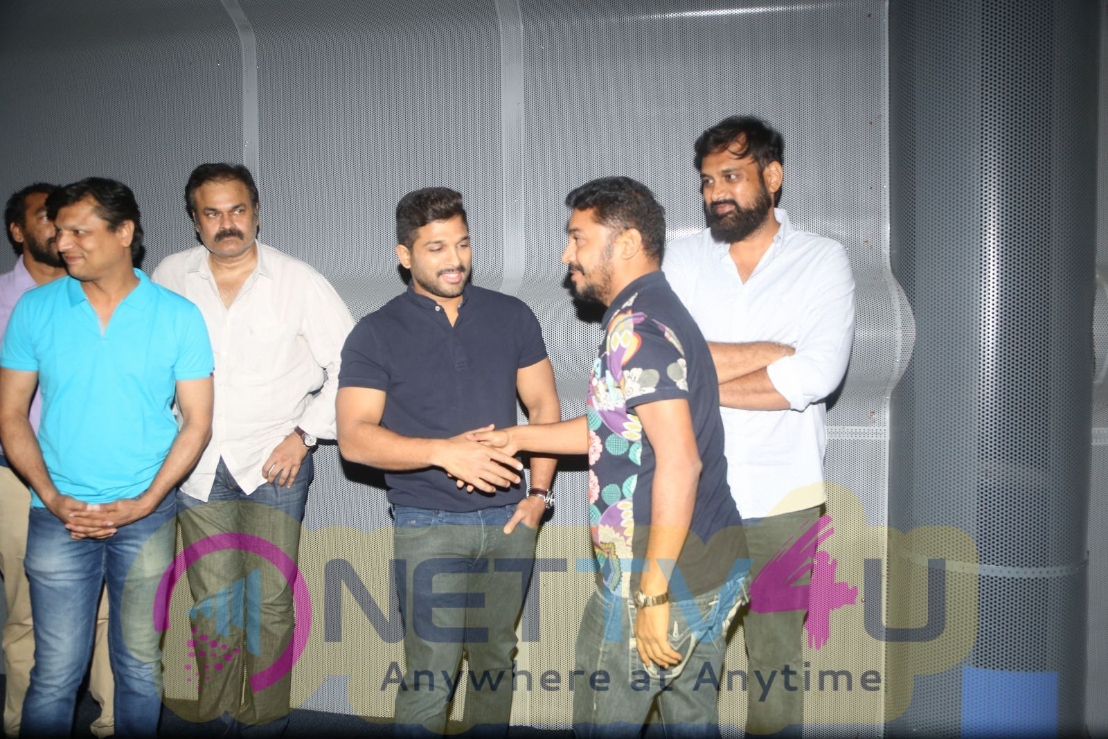 Naa Peru Surya Naa Illu India Movie Special Show Stills