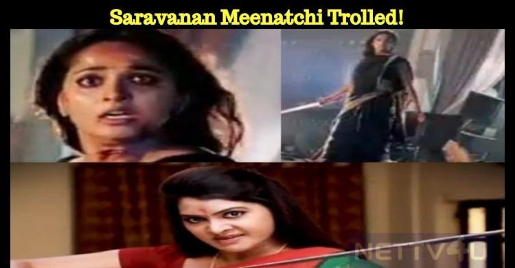 Saravanan Meenatchi Trolled!