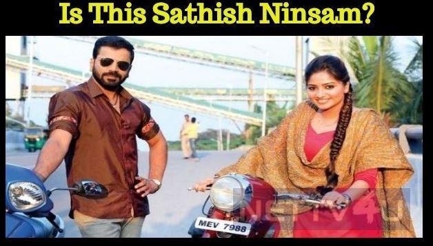 Sathish Ninasam Works Hard For His Next!
