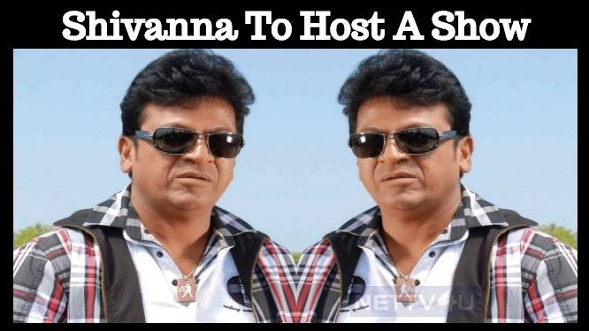 Shivanna Moves To Small Screen!
