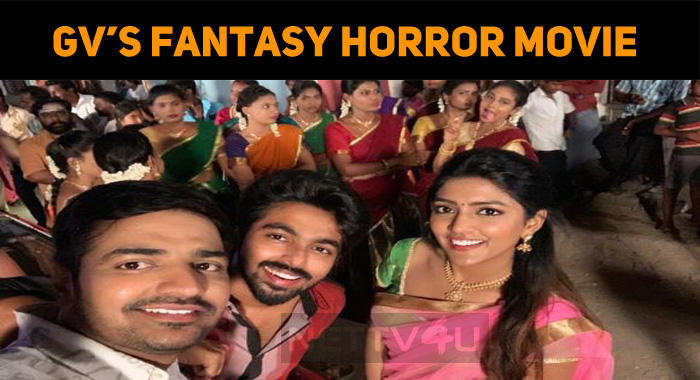 GV's Fantasy Horror Movie Shooting In Nellai!