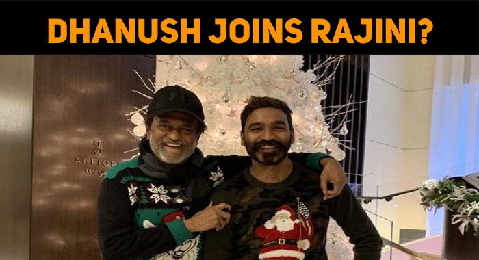 Thalaiavar 168 With Dhanush?