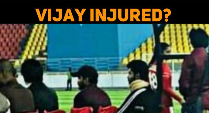 Thalapathy Vijay Injured? Thalapathy 63 Shootin..